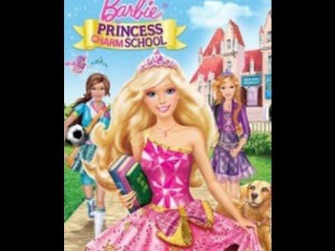 Download BARBIE PRINCESS CHARM SCHOOL (2011)