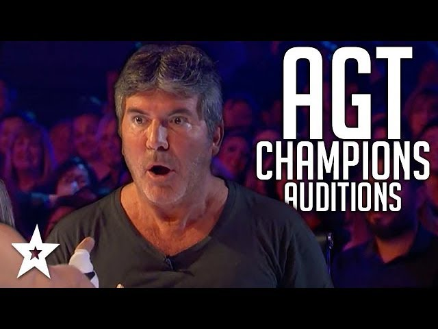 The Champions On America S Got Talent 2019 Auditions Week 1 Got Talent Global Youtube