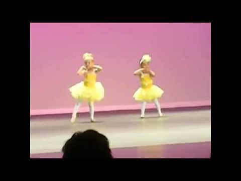 "Sariah's Ballet Performance Summer Recital ""My Girl"""