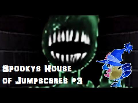 Spooky s house of jumpscares part 3 shoulder ache heart break