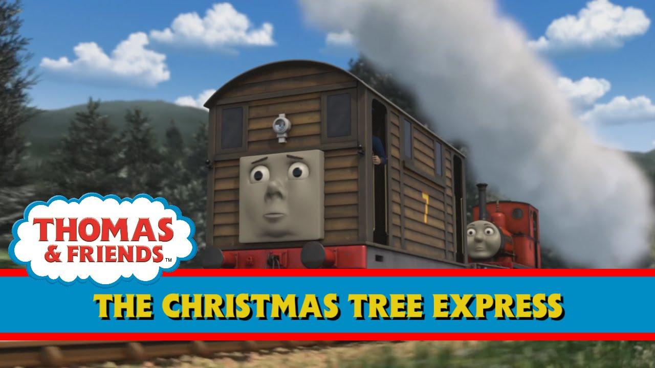The Christmas Tree Express Uk Hd Series 16 Youtube