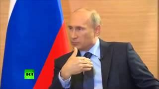 16 01 2015 Путин закрыть рот Обаме