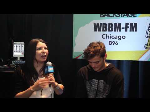 """INTERVIEW - Martin Garrix Backstage at the #BBMAS: """"I Make Music to Relax"""""""