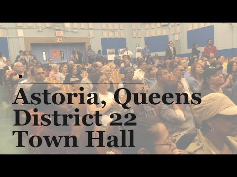 Town Hall / District 22