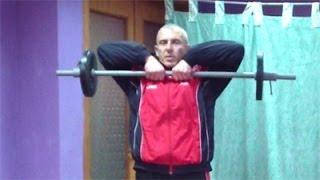 Как накачать трапецию(http://vk.com/id138709288 - страничка Александра Алексеевича ВКонтакте. http://atletizm.com.ua/ - сайт об атлетизме, единоборствах..., 2014-01-05T08:23:12.000Z)