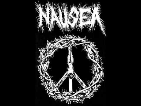 NAUSEA - WORD CHAOS DEMO 1990 ( FULL )
