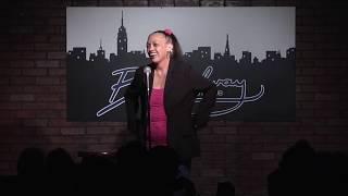 Mindy Matijasevic Broadway Comedy Club 2015 09 26 HD