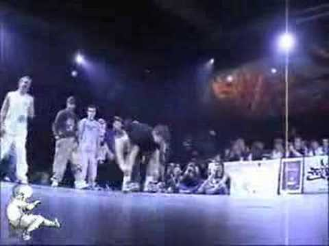 Chelles Battle pro 2005 Final 8x8 (part 1)