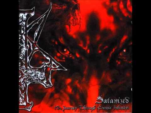 Abigor  Satanized A Journey Through Cosmic Infinity  2001  full album