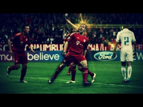 Franck Ribéry - Changed My Mind   Highlights, Skills & Goals 2011/2012   HD