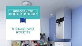 Tuto maintenance des filtres DEE Fly