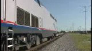 Union Pacific Trains in Nebraska  and Amtrak Part 3