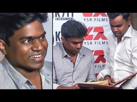 Yuvan Shankar Raja's next Big Step   TN 277