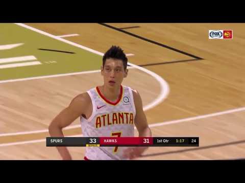 Jeremy Lin's best from 2018 NBA Preseason
