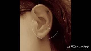 I miei piercing
