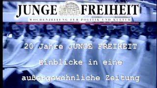 20 Jahre JUNGE FREIHEIT - der Jubiläumsfilm aus dem Jahr 2006