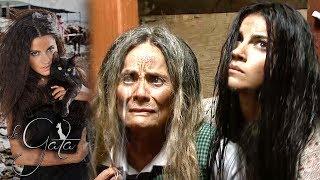 La Gata - Capítulo 06: ¡Esmeralda salva a Doña Rita! | Tlnovelas