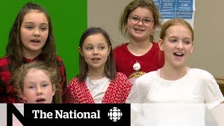 Students learn Ojibway version of O Canada