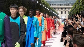 Louis Vuitton Men's Spring-Summer 2019 Fashion Show Highlights thumbnail