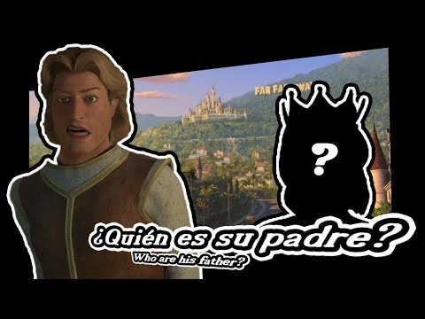 The father of the Charming Prince | Shrek (THEORY)