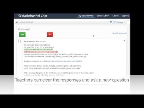 Backchannel Chat - Realtime Response