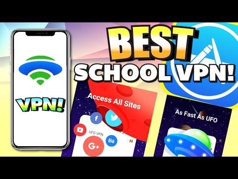 BEST VPN For School (Access Blocked Websites + Download) - 2019 IOS / ANDROID