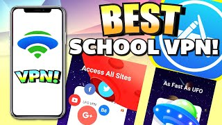Gambar cover BEST VPN for School (Access Blocked Websites + Download) - 2019 iOS / ANDROID