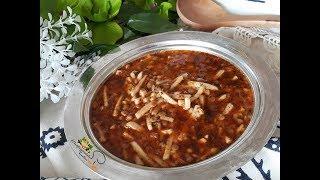 #çorba <br />Sakala Çarpan Çorbası  l Mutfağımdan Tadlar l Nefis Tarifler