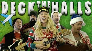 Смотреть клип Walk Off The Earth - Deck The Halls
