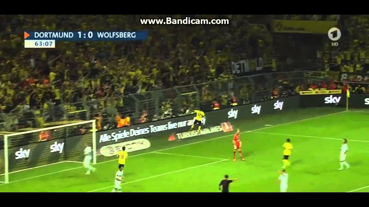Боруссия д 5- 0 вольфсбергер