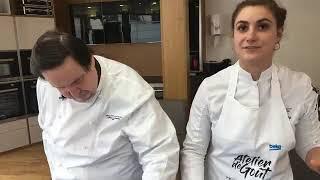 Philippe Conticini  - Riz au lait fève de tonka et fruits rouges
