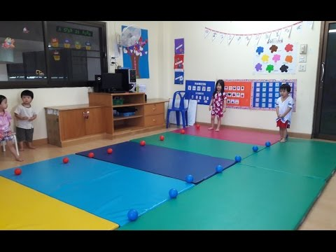 Physical Development Game - Kids Learning games - Learning Games