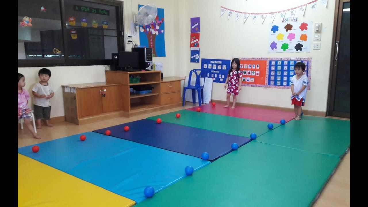 Physical Development Game Kids Learning Games Learning