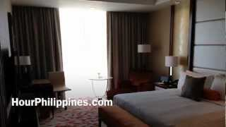 Solaire Resort and Casino Deluxe Bay View Room Promotional Rate Pool by HourPhilippines.com