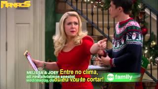 Melissa & Joey - Promo Especial de Natal