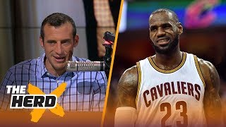 LeBron James to Phoenix? James Jones possibly hired to lure LeBron | THE HERD