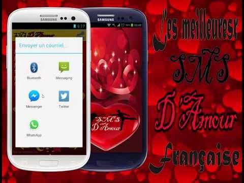 Sms Damour En Français Applications Sur Google Play