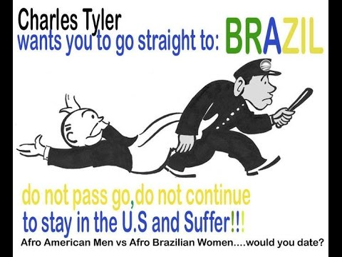 Cool Kriss from the UK Interviews Charles Tyler on Traveling Abroad & why more brothers should
