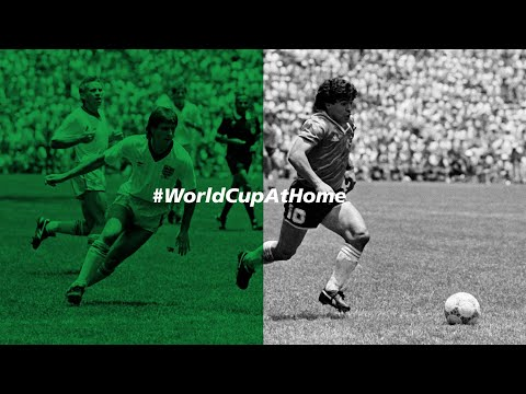 #WorldCupAtHome   Watch Iconic World Cup Matches In Full
