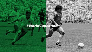 #WorldCupAtHome | Watch iconic World Cup matches in full