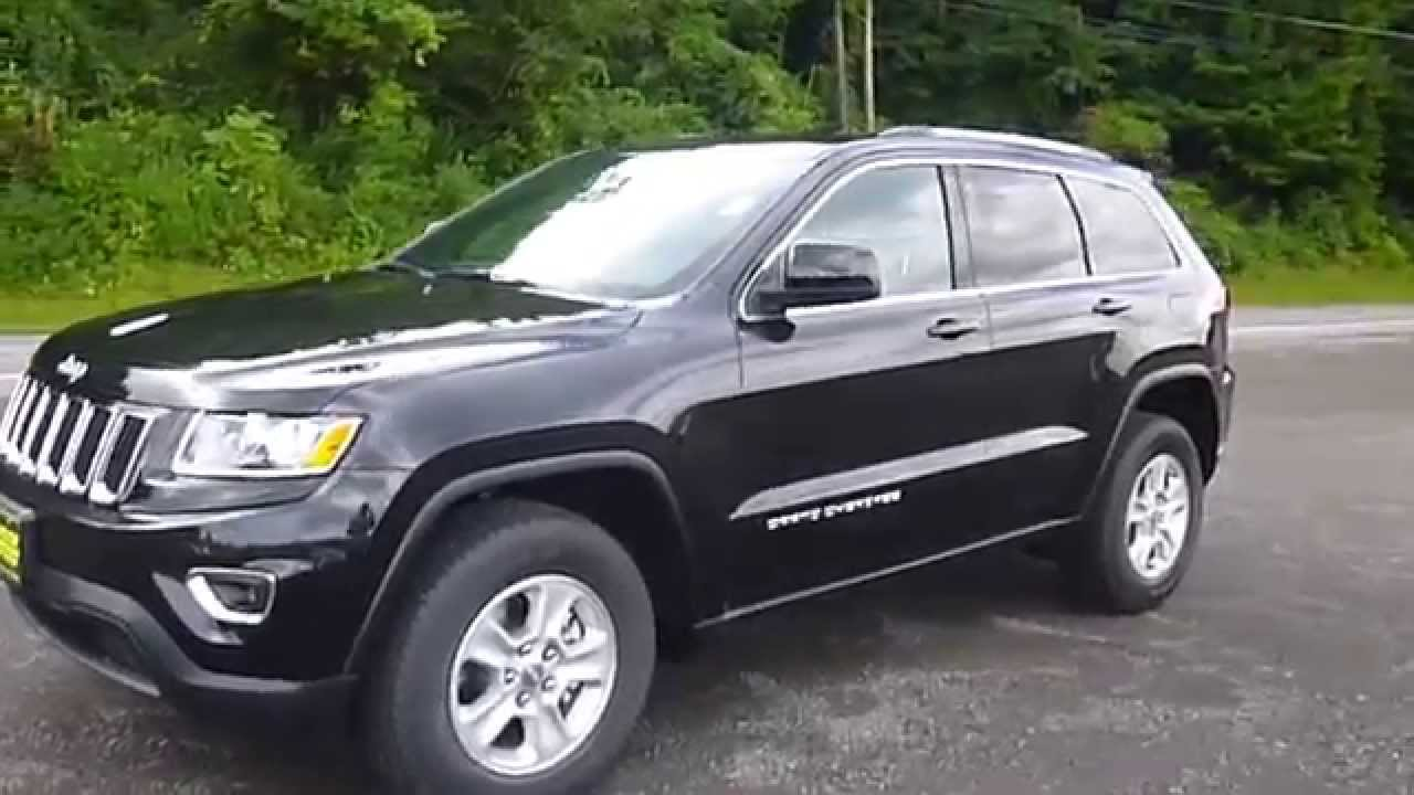 2015 jeep grand cherokee laredo suv youtube. Black Bedroom Furniture Sets. Home Design Ideas
