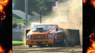 2015 Badger State Tractor Pullers Super Modified 2wd Truck  Points Champion