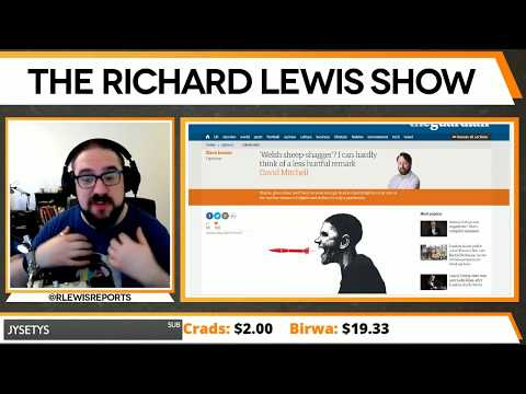 The Richard Lewis Show #69: The Tale Of Ming