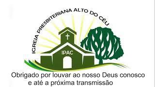 Culto Noite  - Domingo 07/02/21 - Pr. Mizael Laureano