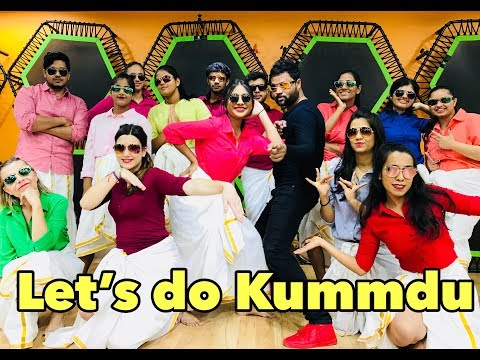 Ammadu Lets Do Kummudu | Class Choreography | By Master Anil | Dance Bollywood International