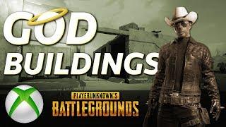 PUBG Xbox Best Loot Spots On MIRAMAR - GOD BUILDINGS!!