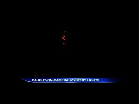 Police Witness UFO In Pennsylvania