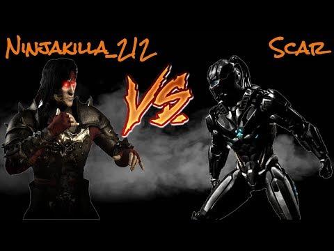 Ninjakilla_212 vs Scar ft1000???? Casuals w/the big homie Scar