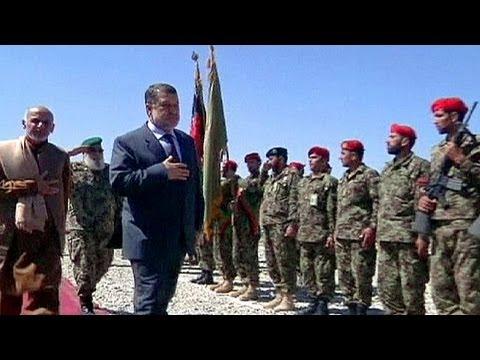 Тюрьма в Баграме теперь под контролем афганцев