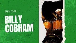 Billy Cobham - Stratus - Thiago Vilela (Drum Cover)